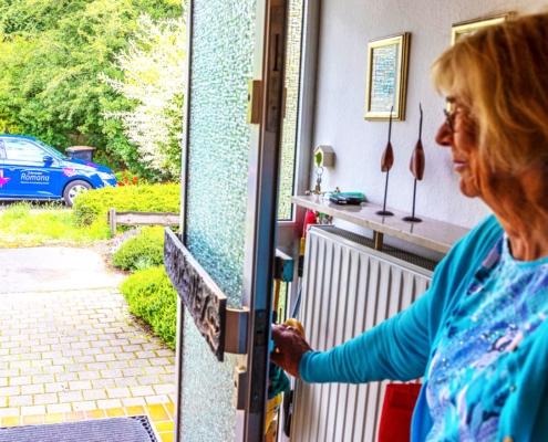 Ambulanter Pflegedienst Schwester Romana